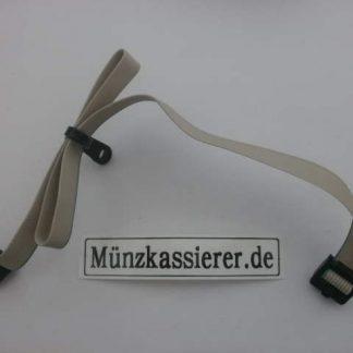 Ergoline MCS IV PLUS Münzkassierer Ersatzteile Kabel Steuerplatine / Münzprüfer