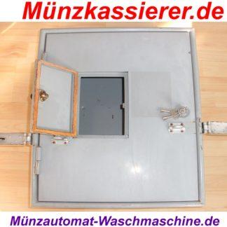 Gehäuse Metallbox Münzkassierer Aussenanbau