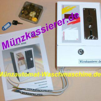 Münzautomat Waschmaschine 50Cent Einwurf 240V - 400V