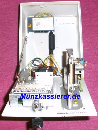 ZMZ 0211 Muenzautomat NZR0211 Münzkassierer Einwurf 1€