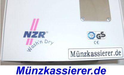 Münzkassierer Waschmaschine NZR Wash'n Dry m. Türentriegelung