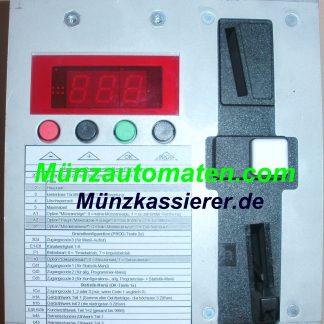 Münzkassierer Münzautomat Steuereinheit komplett