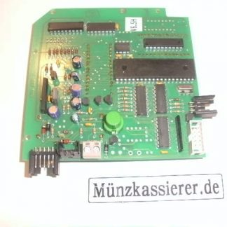 Beckmann Ems 100 Münzkassierer Ersatzteile Steuerplatine Platine