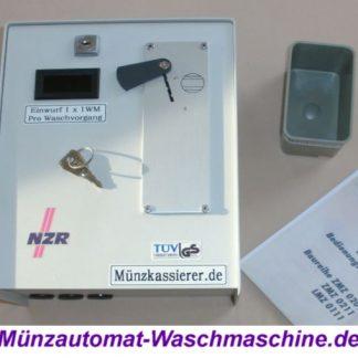 Münzautomat Waschmaschine