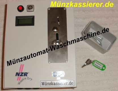 Münzautomat Waschmaschine Türentriegelung NZR 0215 wash n dry