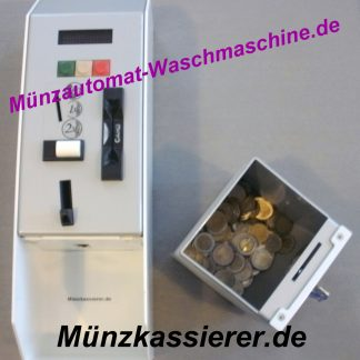 Münzkassierer Münzautomat Beckmann EMS335 EMS 335