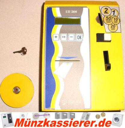 Münzkassierer Münzschalter Solarium