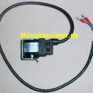 Münzkassierer Magnetschalter Magnetventil DUSCHE 12V 50-60Hz AC