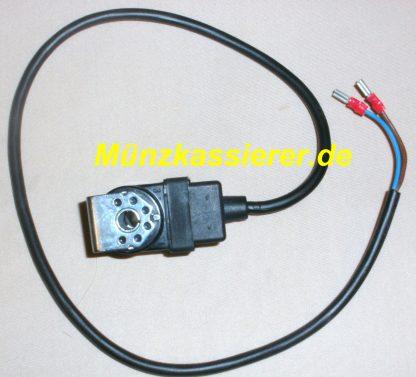 Münzkassierer Münzautomat Magnetventil DUSCHE 12V 50-60Hz AC