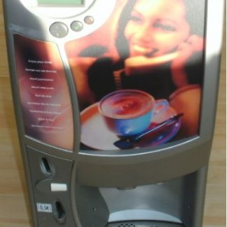 TOP Kaffeemaschine m. Münzautomat / Münzkassierer