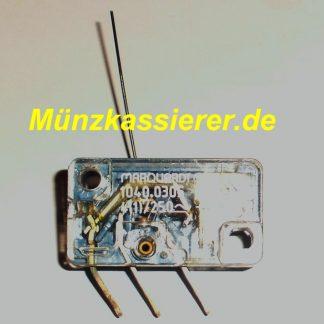 Schalter Mikroschalter Münzprüfer MPR 310 KWM
