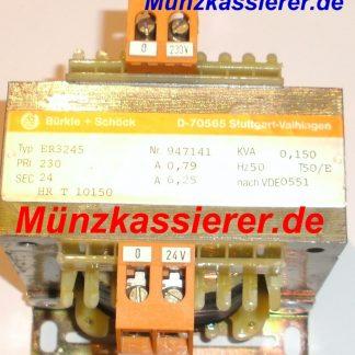 Transformator Netzteil Trafo 230VAC 24VAC 150VA Kleinspannung