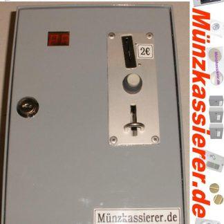Waschmaschine Münzkassierer 230 - 380 Volt 2€